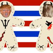 Political - Trump VooDou Doll DIY