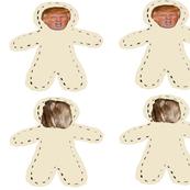 Trump VooDou Doll