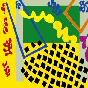 Matisse Inspired 3 - 21x36