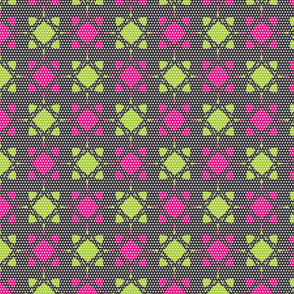 Screens Pink and Lime