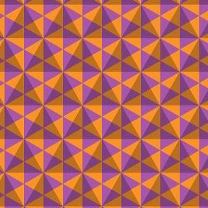 Geometric Pattern: Hexagon Triangle: Circus