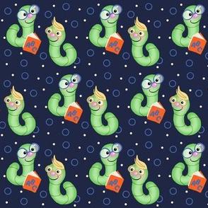 Reading by Soft Glow / Bookworm/Glowworm - Sm.
