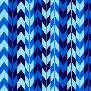 arrow blues offset