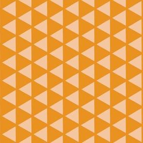 orange pennants