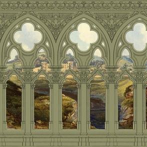 Gothic Archway - Garden Castle