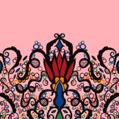 Pink Nouveau 2