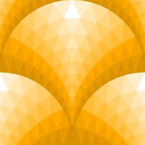 08253303 : faceted scales : apricot
