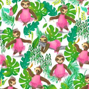dancing sloth