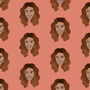 beyonce fabric - bey fabric, musician, artist, woman, feminist fabric - sienna