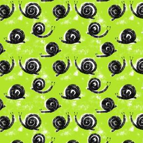 Smudgies, snails