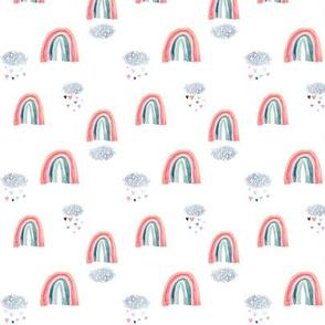 Rainbow Bliss 3x3