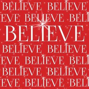 Believe strawberry