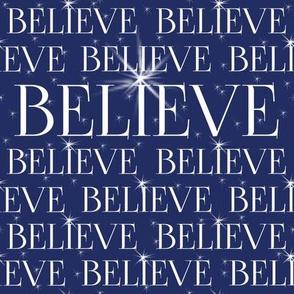 Believe ink