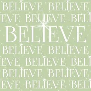 Believe basil