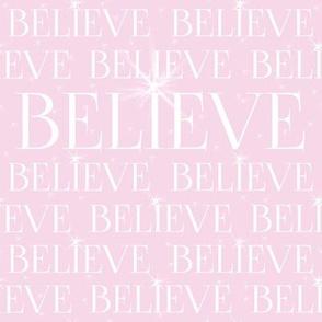 Believe sorbet