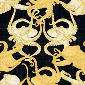 Cephalopod - Octopi - Night Treasures