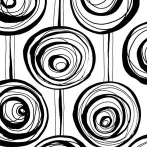 Scribble Circles