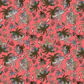 Palm Parrot-06