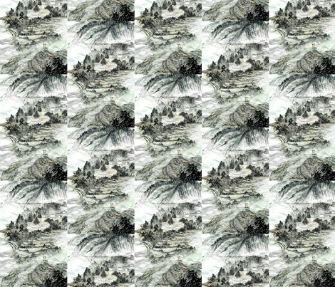 watching cloud fabric by simplejsj on Spoonflower - custom fabric