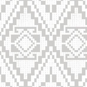 Modern native light gray
