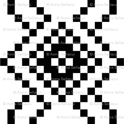 black and white geometry-01