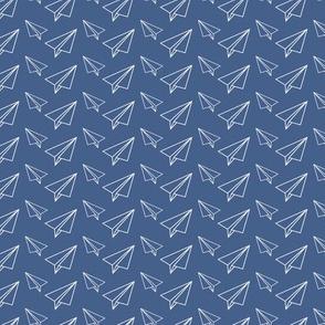 Paper Planes Repeat- Sky