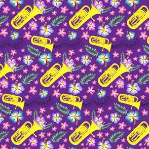 Euphonium Purple