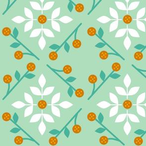 Scandi Florals