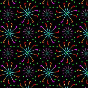 field hockey fireworks