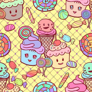 Colorful Candy Treats