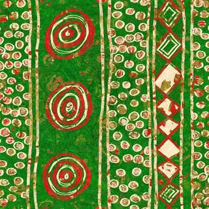 Chistmas Festival: Matisse Christmas Stripes