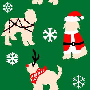 Reindeer Goldendoodles