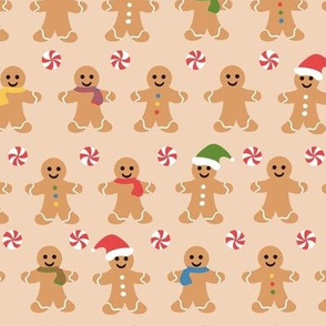 Gingerbread Town_Recolor_Secondary