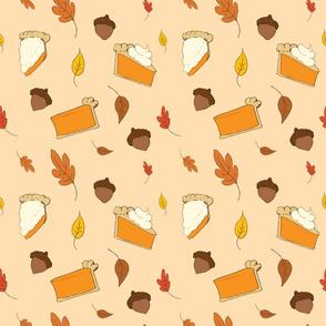 Sweet Potato Pie Pattern