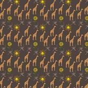 Astrid's Giraffes