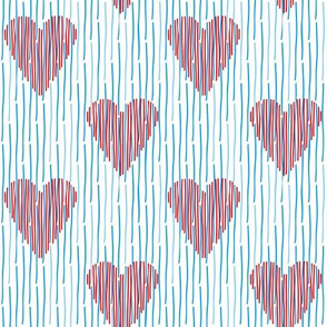It´s raining love