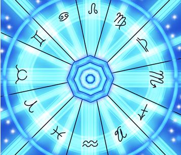 Zodiac  fabric by vickylewis on Spoonflower - custom fabric