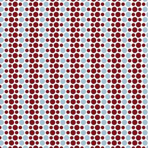 Circles Stripes Cloud Red-01