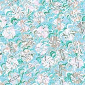 Exploding Spring - hydrangea