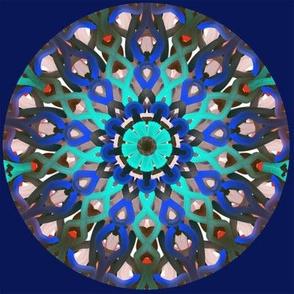 Blue Gem Circle