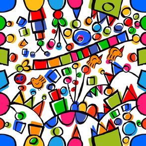 festa - joy happiness party