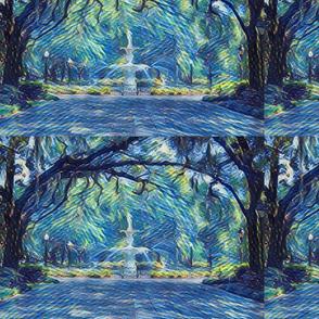 Savannah Fountain Smaller