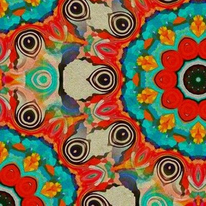 Abstract Bohemia in Bold