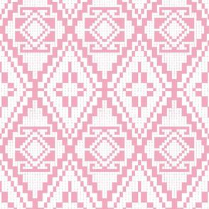 Modern native pink sc50