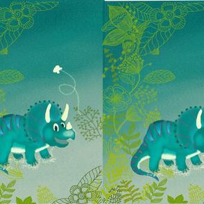 Wandering Dino