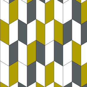 Geometric chevrons