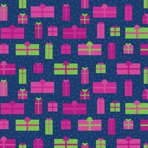 Christmas Presents - Modern