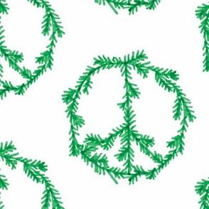 Peace Wreath Repeat