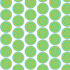 Dot Rings Vibrant