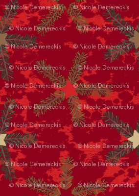 Scandinavian Christmas Stars Classic